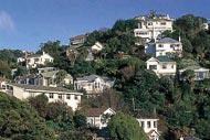 Wellington es una de las ciudades más agradables para quedarse. Presenta también una sorprendente arquitectura encaramada en la colina, con calles escarpadas y estrechas.