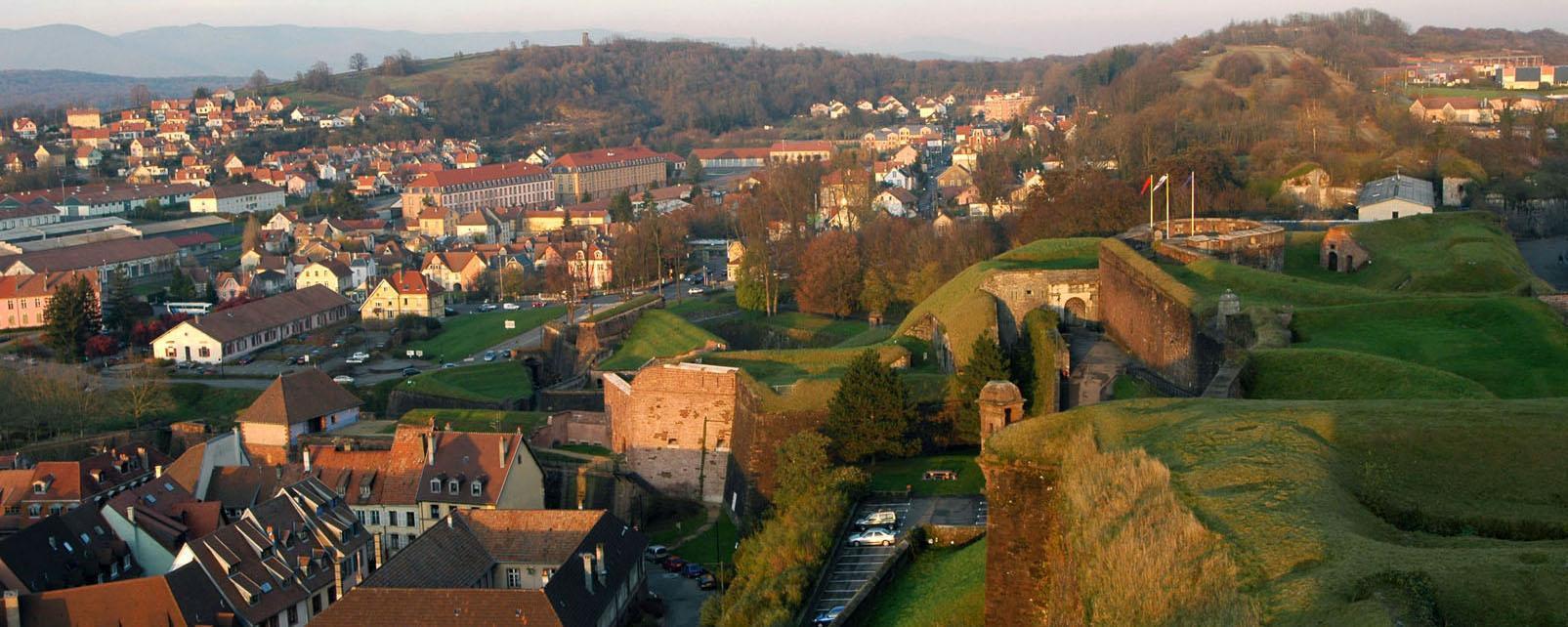 Europe; France; Franche-Comté; Belfort;