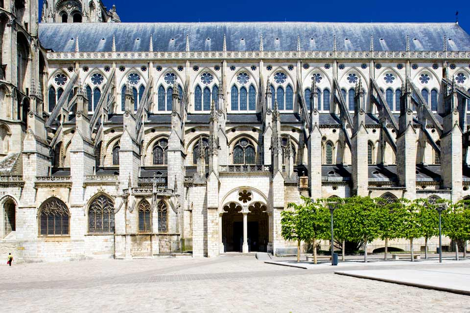 Europe; France; Centre; Bourges;