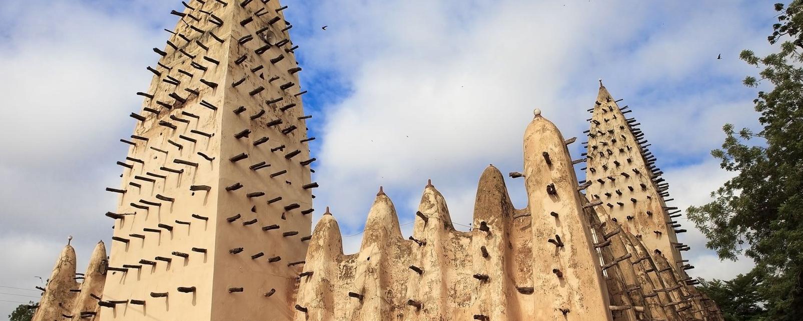 Afrique; Burkina Faso; Bobo Dioulasso; mosquée; religion;