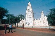Bobo-Dioulasso, au sud-ouest du pays, est la deuxième ville la plus importante après la capitale Ougadougou.