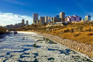 Amérique; Amérique du Nord; Canada; Alberta; Edmonton;