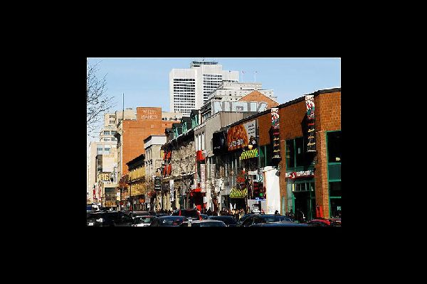 Montreal es rica en una arquitectura original y muy variada. Cada barrio esconde sus propias sorpresas.
