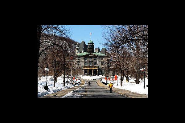 La ciudad es famosa por sus numerosos parques que están llenos de gente desde la primavera hasta el invierno. Hay que decir que el invierno es largo.
