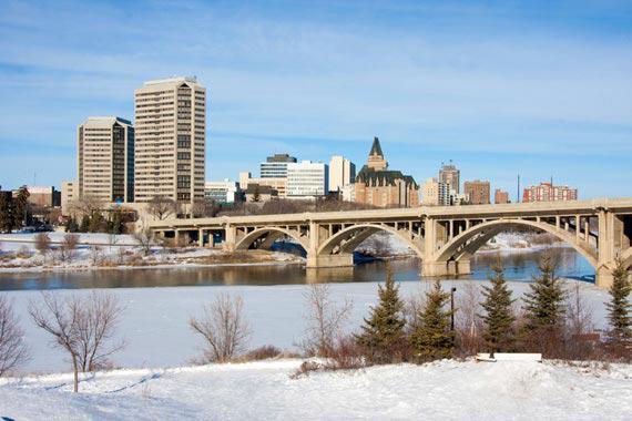 Saskatoon (Saskatchewan) :  - Canada