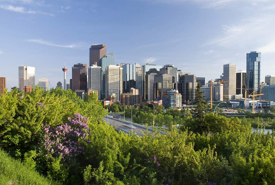 One of the biggest cities in Canada, its economy is based largely on the exploitation of oil