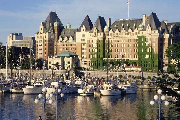 Victoria is the capital city of British Columbia and is located on Vancouver Island