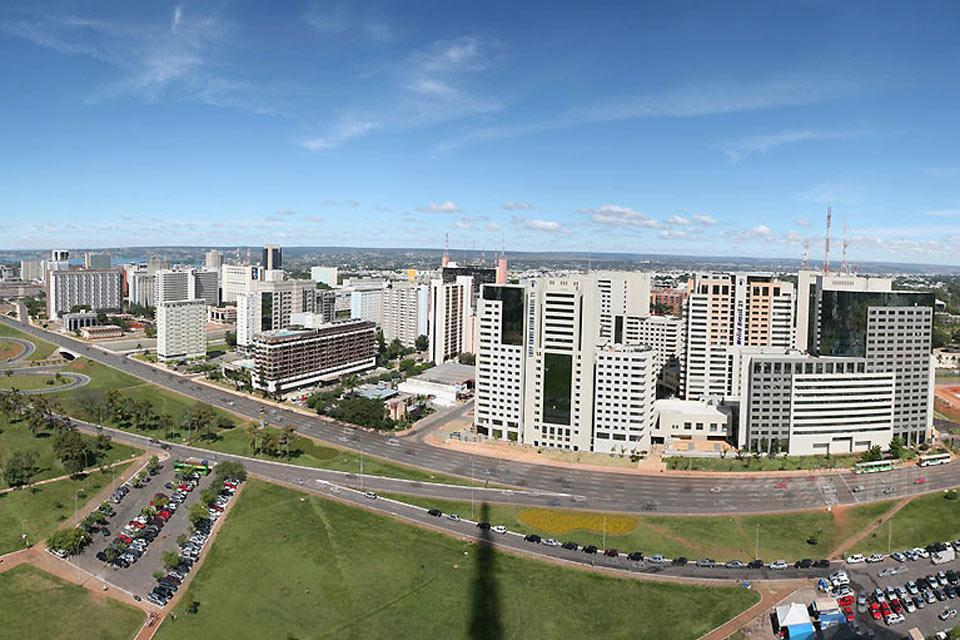 Brasilia presenta un'architettura unica al mondo.