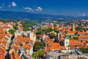 Europe; Croatie; Zagreb;