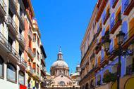 La Cité universitaire de Saragosse renferme un patrimoine architectural unique.