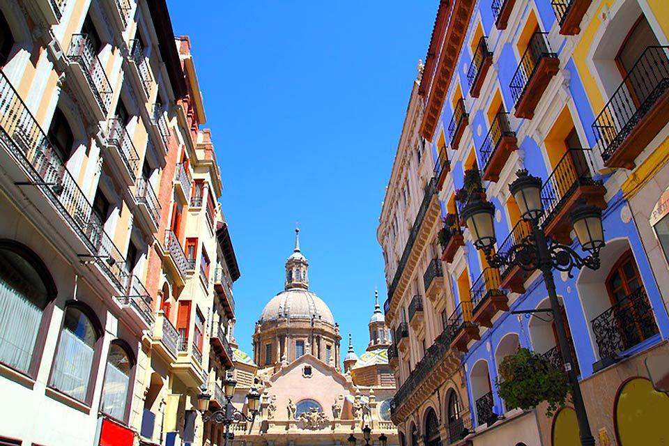Die Universitätsstadt Saragossa birgt ein einzigartiges Architekturerbe.