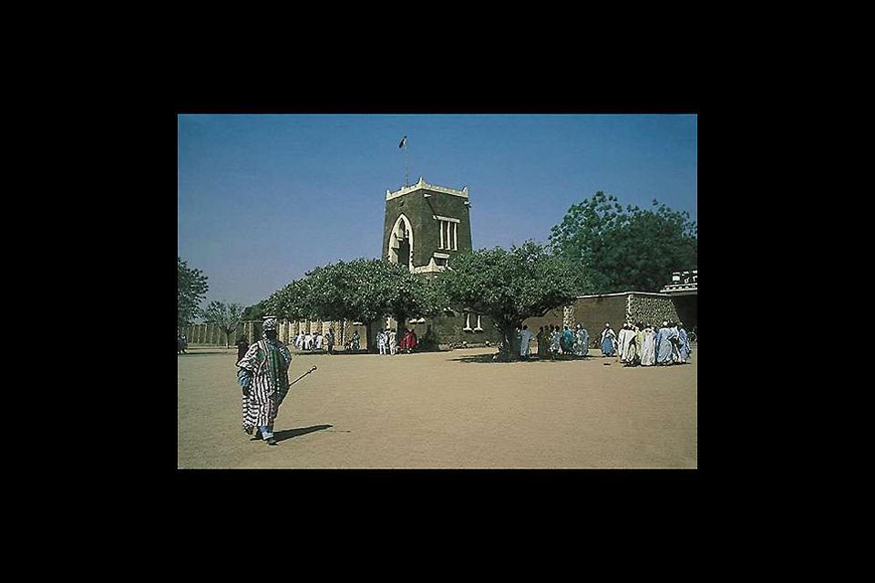 Zinder, in the south of the country, is the second largest city in Niger after Niamey.