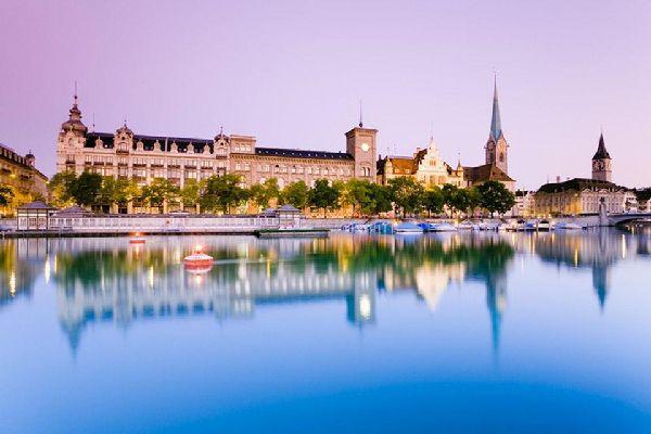 Importantes Ríos De Suiza: Zurich, La Guía De Viajes Completa De Suiza