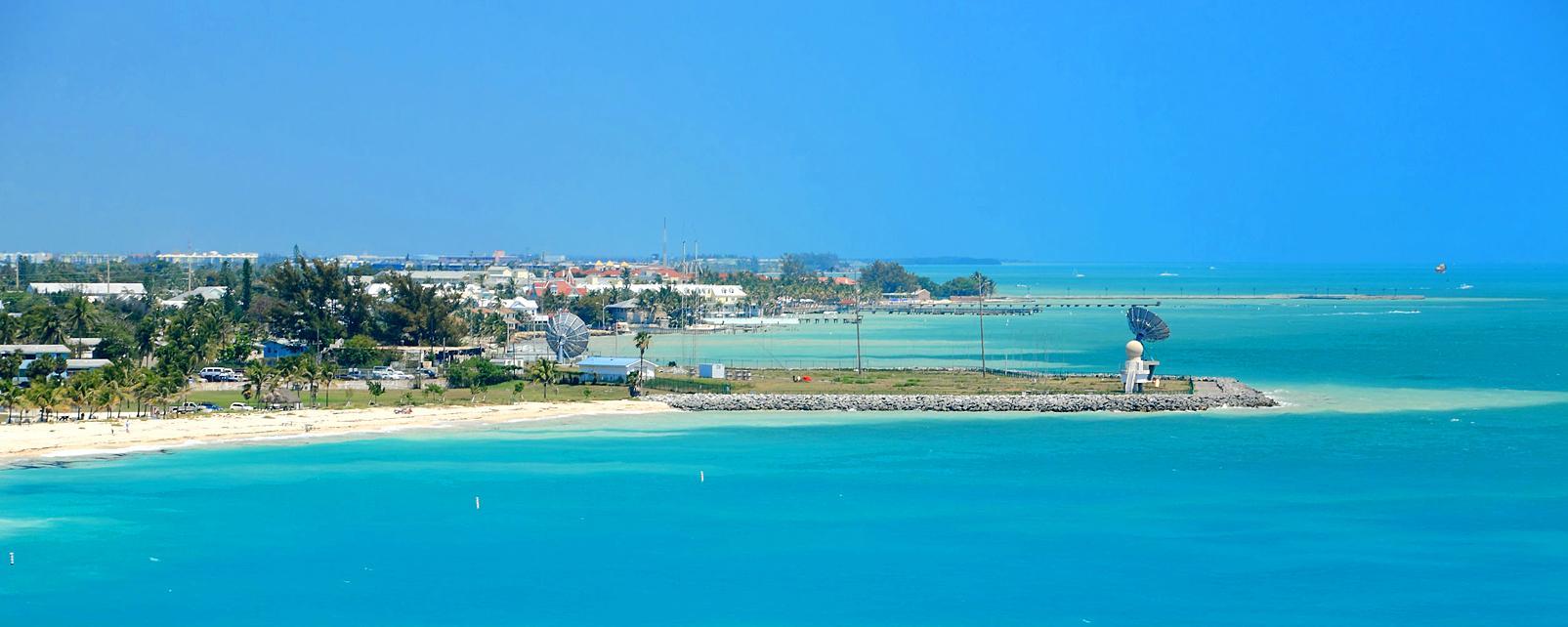 Vol pour Key West
