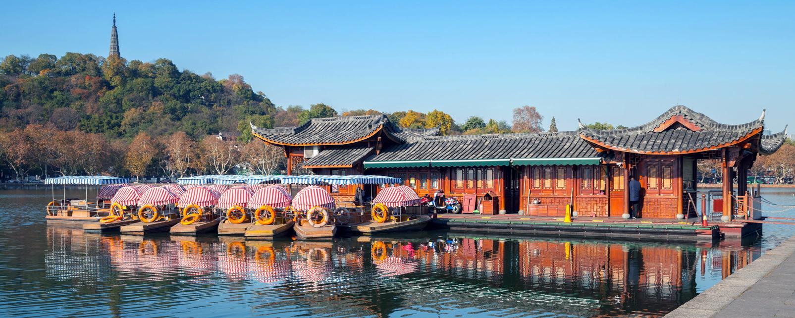 Shanghai y el Sur Hangzhou