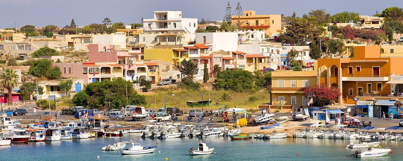 Sicilia Lampedusa