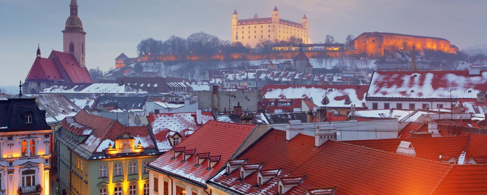 Eslovaquia Bratislava