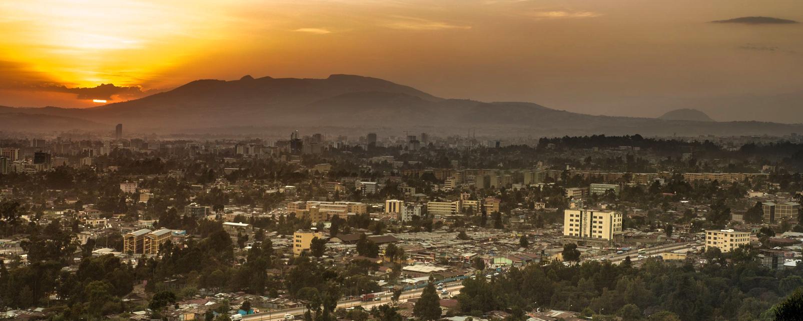 Vol Paris - Addis Abeba pas Cher (PAR-ADD)