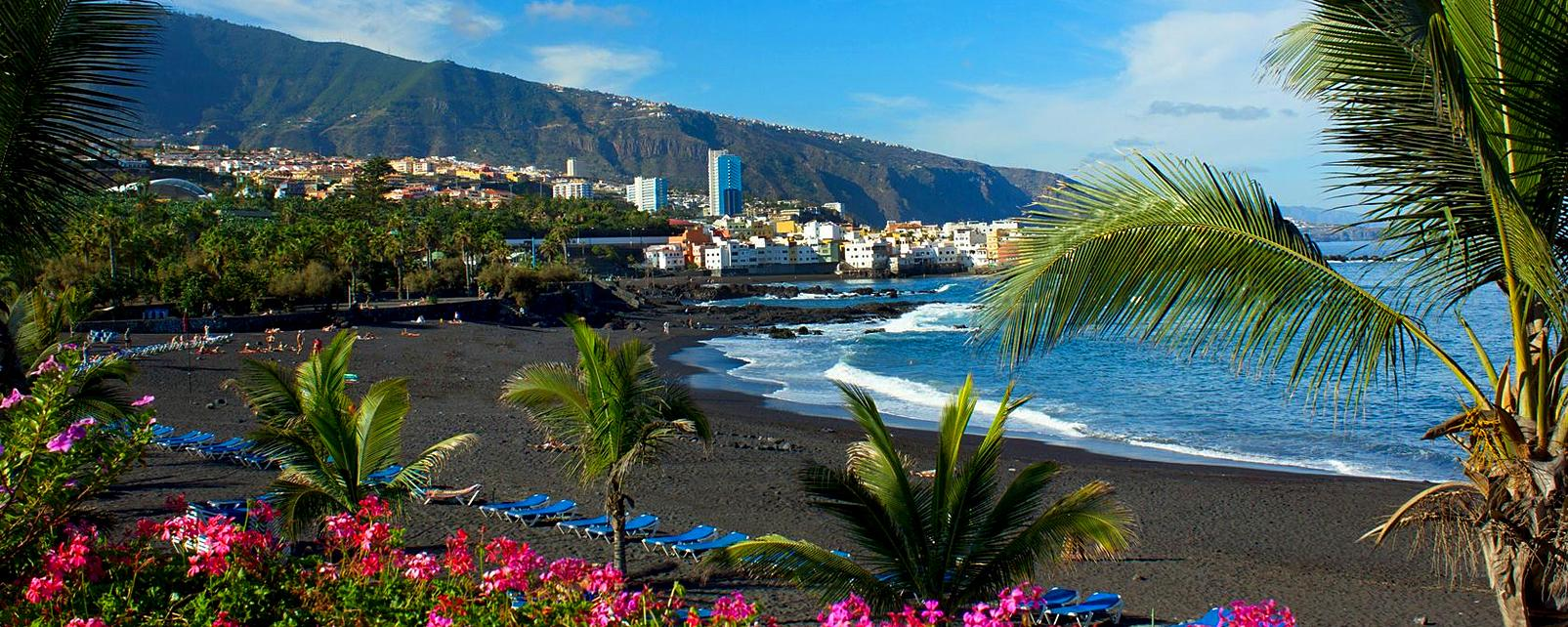 Vol Puerto De La Cruz Pas Cher