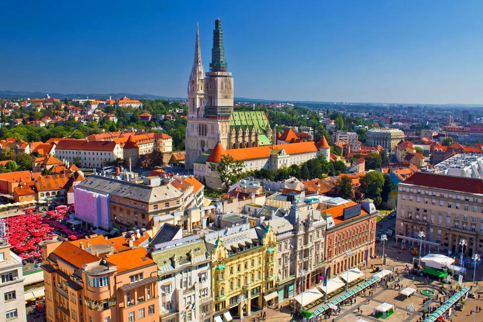 Vol Paris Zagreb Pas Cher