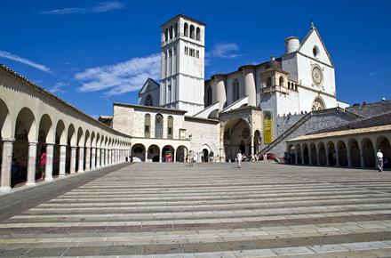 Assisi, soggiorno in pace : Per fede o per turismo: 10 itinerari ...