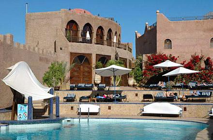 Kasbah Le Mirage a Marrakech