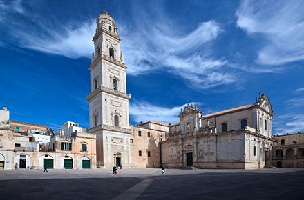 Lecce tra storia e mare le citt pi belle d 39 italia for 2 pacchetti di garage di storia