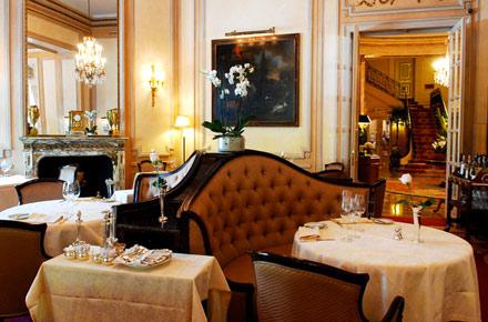 Un vasco más en el Ritz de Madrid