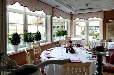 Restaurant El Dwor Olinski en Gdansk