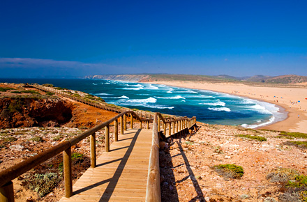 Far from the madding crowds in the Algarve, Portugal