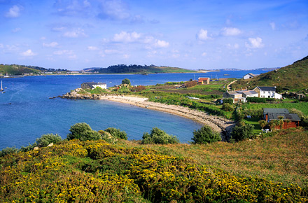Wild at heart in Tresco, Isles of Scilly, UK