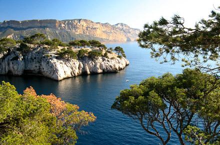 Marseille, where urban sprawl meets wilderness