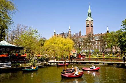 Countryside haven in the heart of Copenhagen