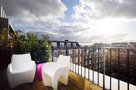 Londra tra design italiano e british temper viaggio nel for Design hotel londra