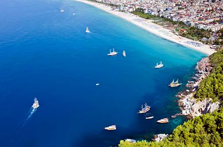 Sonne, Strand und Palmen - Urlaub am Meer