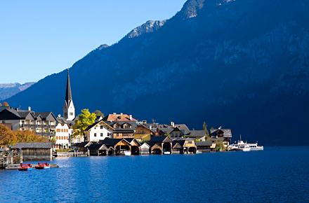 Gletscher und Bergluft - Ferien in den Alpen