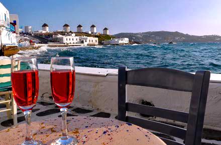 Romantische Urlaubsgrüße - Reisen zu zweit