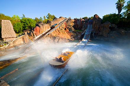 Der größte Freizeitpark Spaniens: Port Aventura - Barcelona