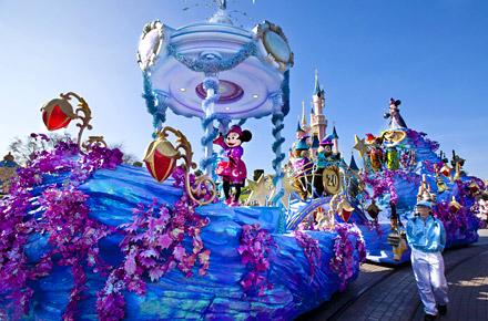 Europas größter Freizeitpark: Disneyland Paris
