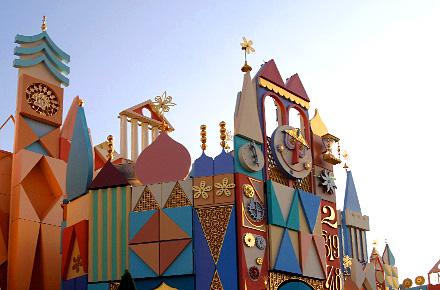 Einer, der meistbesuchtesten Parks der Welt: Tokyo Disney Resort - Japan