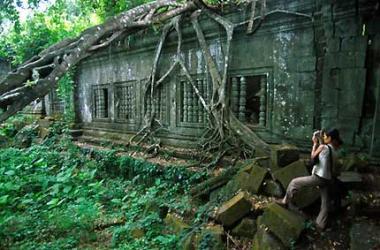 Los templos de Angkor Vat