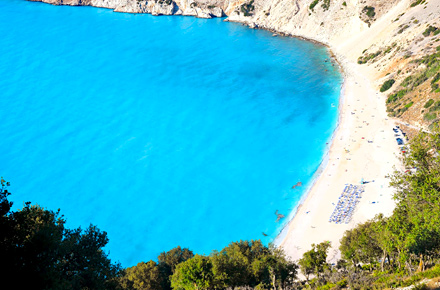 Cefalonia: Myrtos Beach