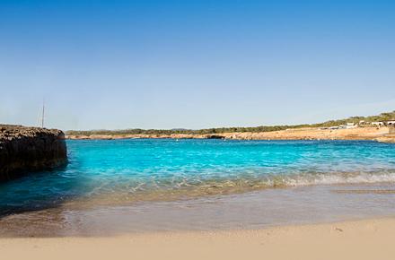 Ibiza: Cala Compta