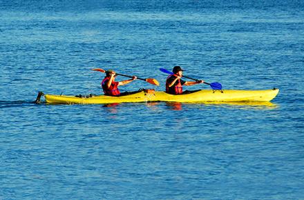 Recorre el Orinoco en Kayak