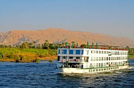 Der Nil - Jetzt oder nie