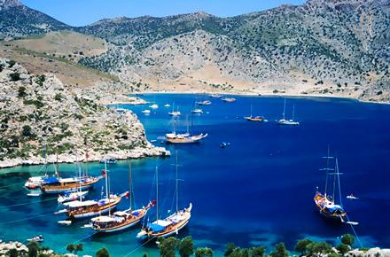 Von Korsika bis Kreta: Das Mittelmeer