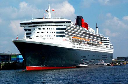 Das Schiff der Superlative - Die Queen Mary