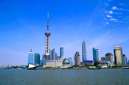 Kleine Spritzfahrt aufs Chinesische Meer
