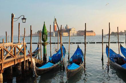 48 Stunden Venedig - Espresso, Kanäle und Gondeln