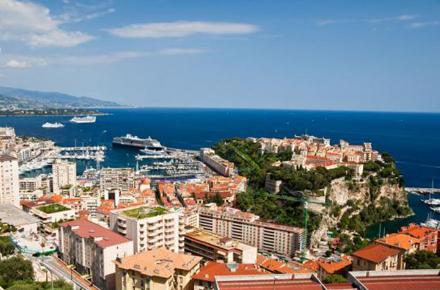 Urlaub mit dem Prinz von Monaco
